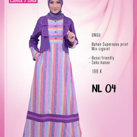 nibras gamis limited NL 04