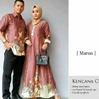 baju gamis wanita couple kemeja pria xl jumbo bigsize busui maxy batik
