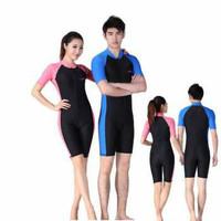 baju renang selam wanita dan pria model swimsuit swimming diving
