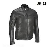Jaket Kulit Asli Pria 016 Genuine Leather 100%