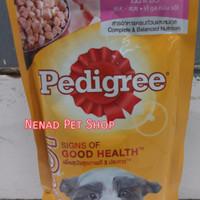 Makanan Anak Anjing Sachet Pedigree/Pedigree Sachet for Puppy 130gr