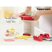 m press tupperware