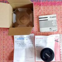 Lensa Canon 24mm Ef-s (Fix Lenz)