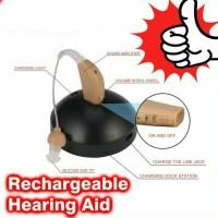 Alat Bantu dengar bisa cas rechargeable BTE Hearing aid