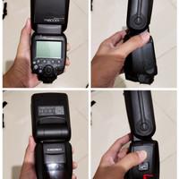 Yongnuo YN 600 EX-RT + Trigger ST E3 mulus