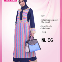 nibras gamis limited NL 06