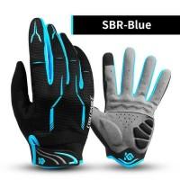 CoolChange Sarung Tangan Sepeda bike gloves SBR Pad breathable