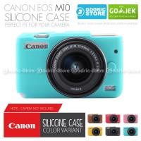 Silicone Canon EOS M10 Silikon Case / Sarung Silicon Kamera Mirrorless