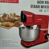 HAKASIMA NEW RED STAND MIXER