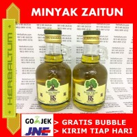 Minyak zaitun Extra Virgin Oil Rafael Salgado - 250 ml (1/4 lt)