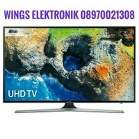 TV LED SAMSUNG 55 MU6100 ULTRA HD REAL 4K RGB HDR SMART TV