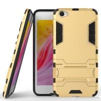 Transformers Case Standing  Vivo Y69 - Gold