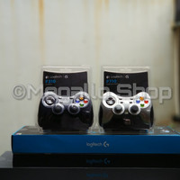 Logitech F710 wireless gamepad joystick garansi resmi