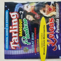 CD EKONOMIS V.A. - TARLING DANGDUT PANTURA VOL.2