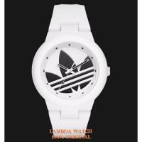 Adidas Jam Tangan ORI Pria Model ADH3208 Silikon Strap Warna Putih