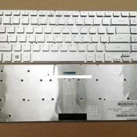 Keyboard ACER Aspire 4755G 4755 R7-571 V3-471G V3-471 R7-532 (SILVER)
