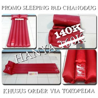 Matras Angin / Kasur Angin / SLEEPING PAD CHANODUG