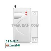 Wireless Magnetic Switch, Sensor Pintu/Gate, Murah