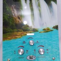 WATER HEATER NIKO- PEMANAS AIR GAS NK-6LDG