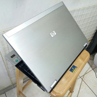 Laptop Hp Core i5 / Ram 4GB, Merk USA Amerika, Laptop Bekas Silver