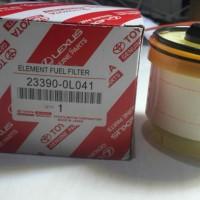 filter solar fuel filter innova hilux fortuner pajero