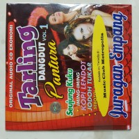 CD EKONOMIS V.A. - TARLING DANGDUT PANTURA VOL.1