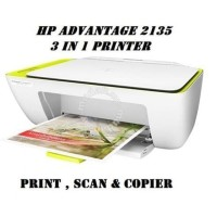 HP DeskJet Ink Advantage 2135 All-in-One Printer Catride series 680