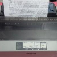 Epson Printer Dot matrix 24 pin LQ-310 LQ310 LQ 310 BEKAS SECOND