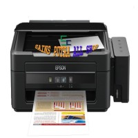 Printer Epson L360 (Infus System) Print Scan Copy Murah!