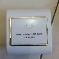 RFID 125Khz card Saklar Hemat Energi Energy saver switch kartu