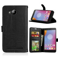CASING LENOVO A7700 A 7700 WALLET DOMPET KULIT LEATHER CASE FLIP COVER
