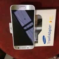 SAMSUNG GALAXY S7 FLAT 32GB MULUS DAN MURAH