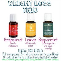 trio weight loss young living @15ml