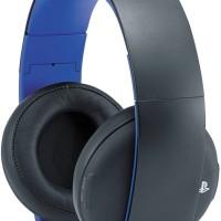 SALE MURAH - Gold wireless stereo headset ps4