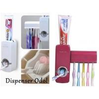 Alat Penjepit Odol Kartun / Pasta Gigi / Dispenser Odol - Kucing Pink. Source ·