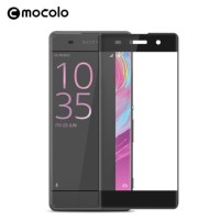 MOCOLO Full Fully Cover 3D Tempered Glass for Sony Xperia X - Black
