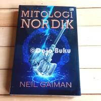 Mitologi Nordik (Norse Mythology) oleh Neil Gaiman