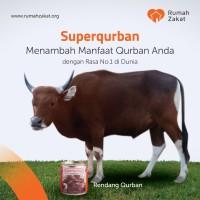 Rumah Zakat Superqurban Qurban Sapi Retail
