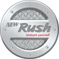 Cover Ban / SArung Ban New Rush unleash your self