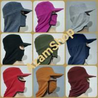 Topi Jepang Masker | Topi pemancing | topi out door | topi proyek