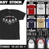 T-shirt STARWARS - THE LAST JEDI 21