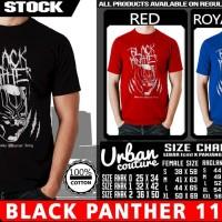 Tshirt BLACK PANTHER 11