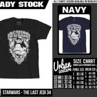 T-shirt STARWARS - THE LAST JEDI 34