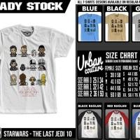T-shirt STARWARS - THE LAST JEDI 10