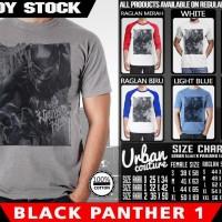 Kaos BLACK PANTHER 1