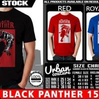 Tshirt BLACK PANTHER 15