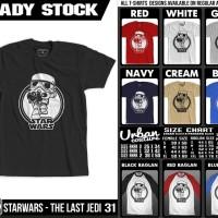 T-shirt STARWARS - THE LAST JEDI 31