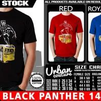 Tshirt BLACK PANTHER 14