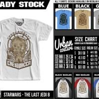 T-shirt STARWARS - THE LAST JEDI 8