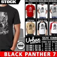 Kaos BLACK PANTHER 7